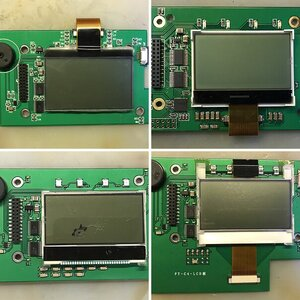 SD CONNECT LCD MODULE